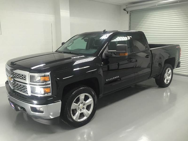 2016 Tahoe Lifted >> 2015 Chevrolet Silverado 1500 Chevy Silverado LT 5.3L V8 1500 4×4 Max Trailering Package for sale