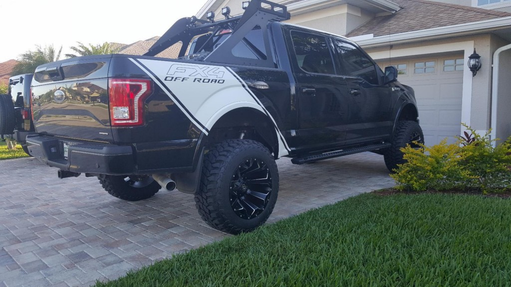 2015 Ford F 150 Baja Edition Fx4 Custom Off Road For Sale