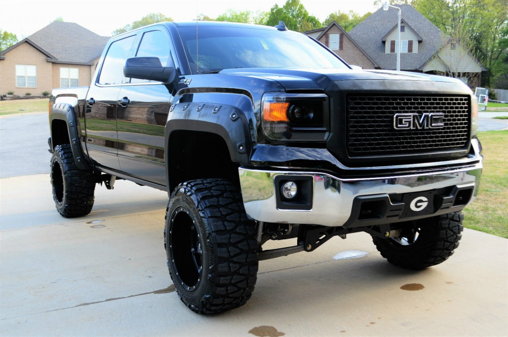 Gmc Trucks 2014 For Sale