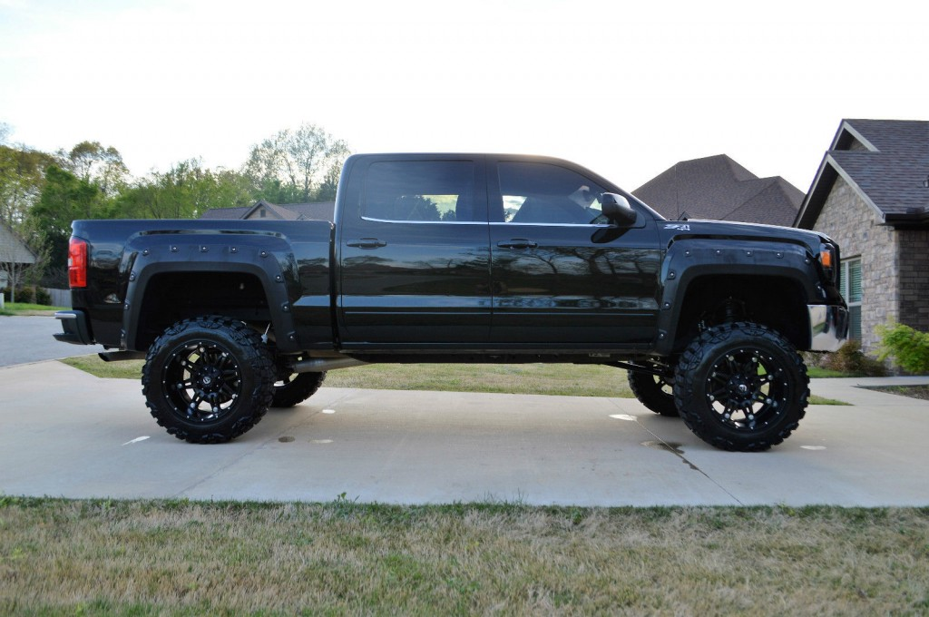 2015 Gmc Sierra 1500 Lifted For Sale