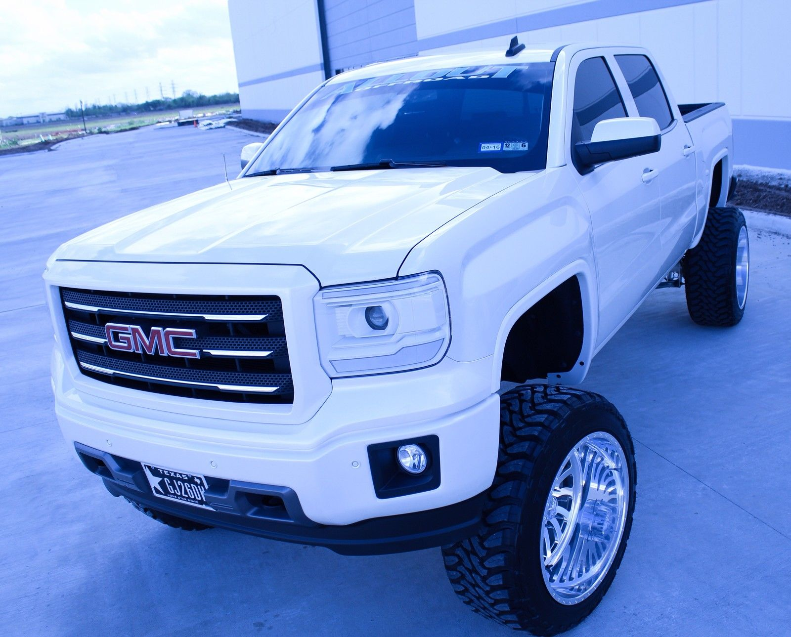 2015 GMC Sierra 1500 SLT All Terrain Crew Cab Pickup for sale