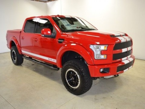 2016 Ford F 150 Shelby Supercharged 700hp Crew Cab for sale