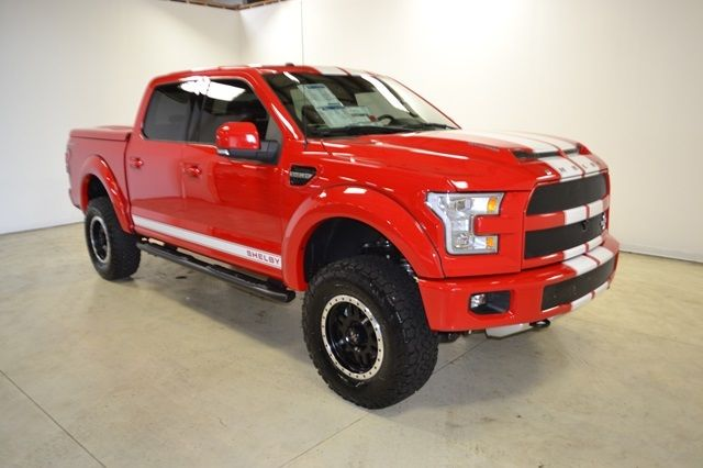 700hp Shelby F150 >> 2016 Ford F 150 Shelby Supercharged 700hp Crew Cab for sale
