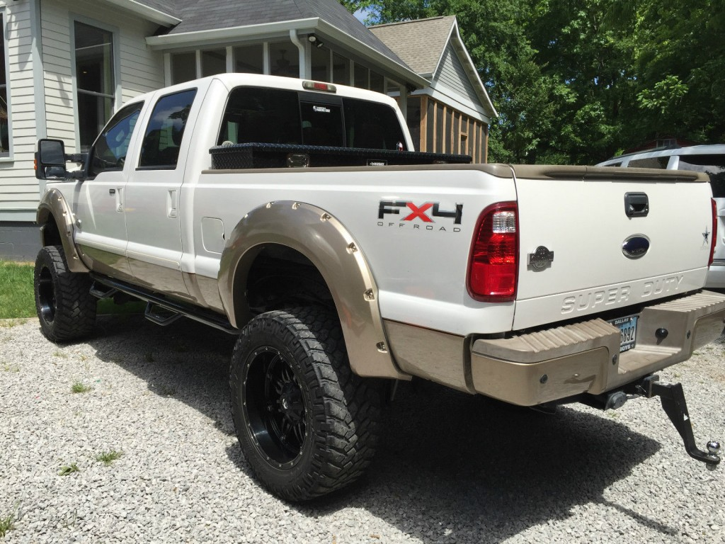 2011 Ford F 250 Super Duty King Ranch For Sale