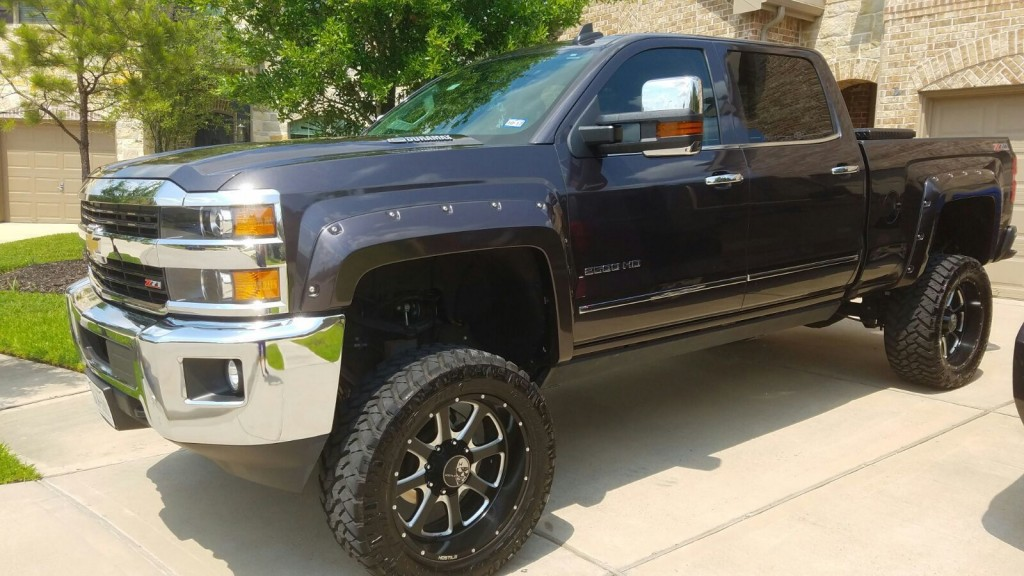 2015 chevrolet silverado 2500 lifted z71 for sale. Black Bedroom Furniture Sets. Home Design Ideas