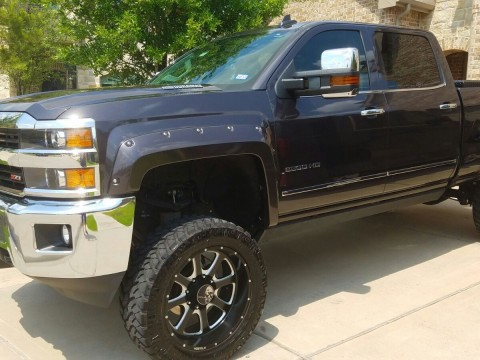 2015 Chevrolet Silverado 2500 Lifted Z71 for sale