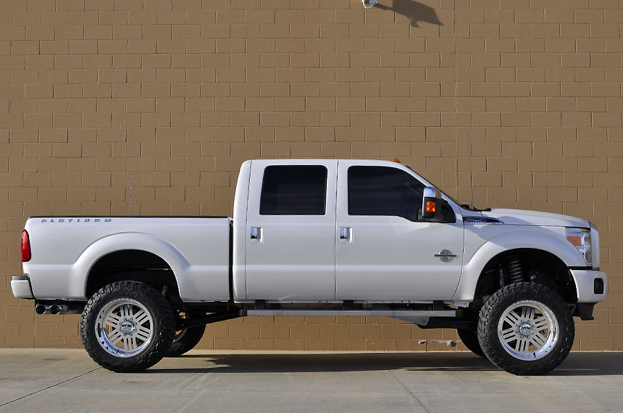 2016 Ford F350 >> 2016 Ford F 250 Platinum Diesel Lifted 4×4 for sale