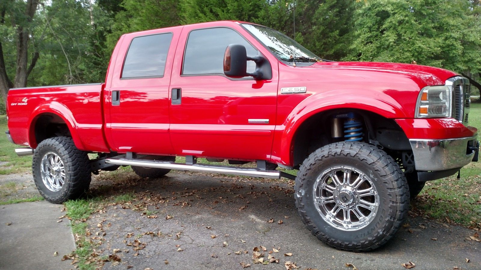 2006 Ford Lifted Trucks For Sale F 250 Super Duty Lariat 60l