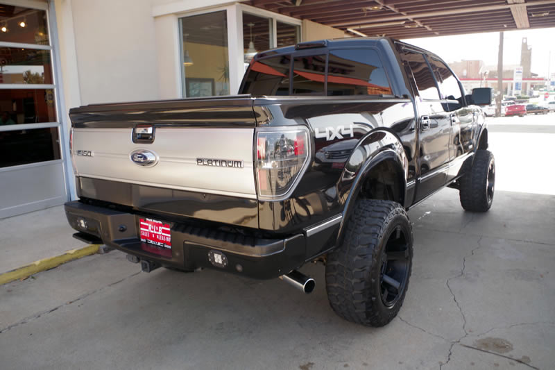 Ford F150 Platinum Lifted >> 2014 Ford F-150 Crew Cab Platinum Custom 4×4 Lift Kit for sale