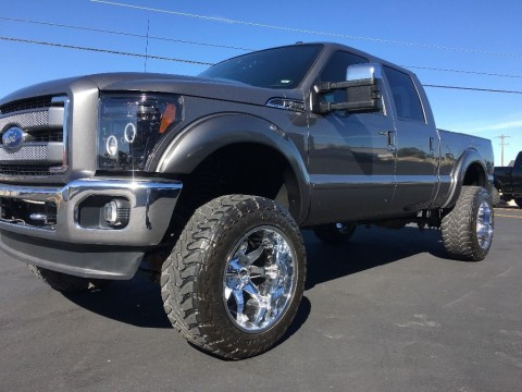 Lifted 2011 Ford F-250 for sale