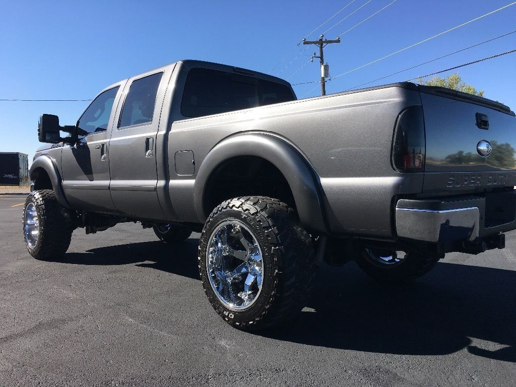2016 Ford F250 >> Lifted 2011 Ford F-250 for sale