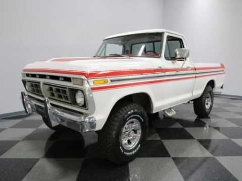 1977 Ford F 150 pickup for sale