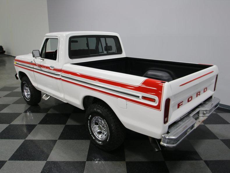 1977 Ford F 150 pickup