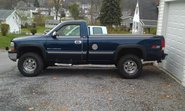 1999 Chevrolet Silverado 1500 (lifted)