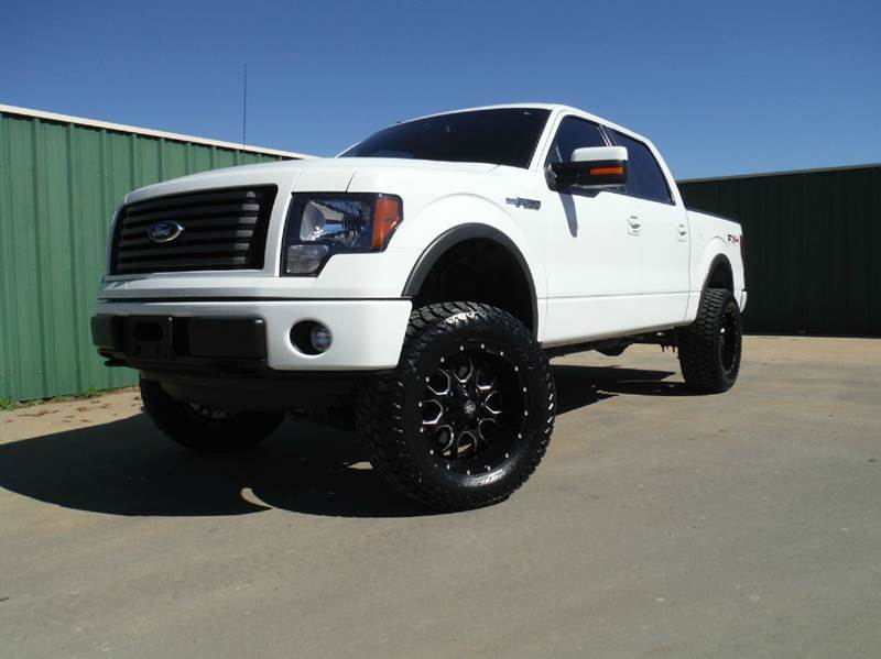 Ford Excursion 2002 >> 2011 Ford F-150 FX4 4×4 with brand new lift kit for sale