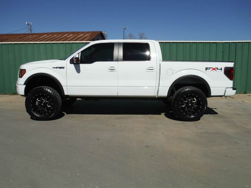 Ford F 150 Shelby >> 2011 Ford F-150 FX4 4×4 with brand new lift kit for sale
