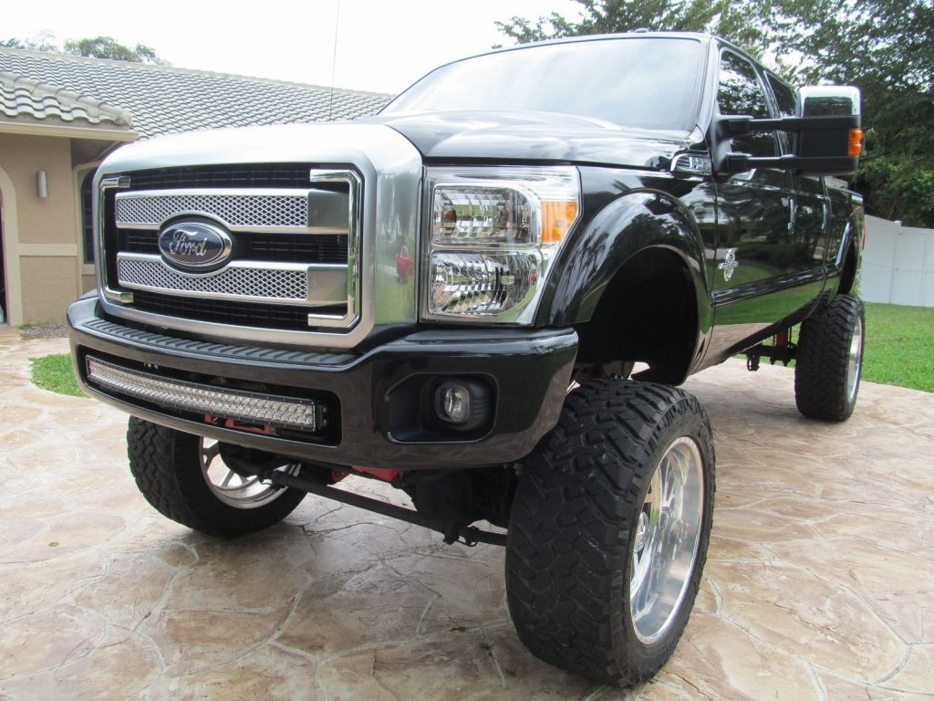 2017 Ford F 250 Platinum For Sale >> Lifted Monster Show Truck 2015 Ford F 250 Platinum For Sale