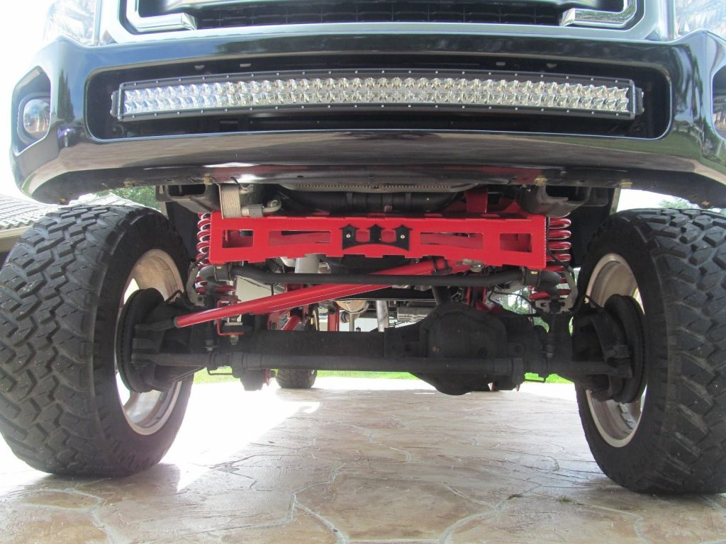 Lifted Monster Show Truck 2015 Ford F 250 Platinum For Sale