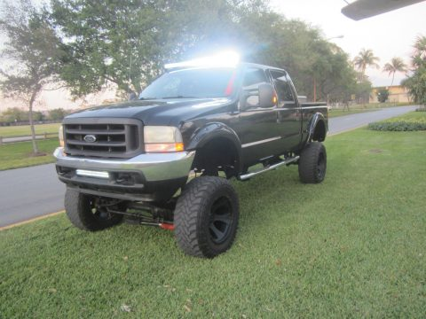 Badass 2003 Ford F 350 lifted power stroke for sale
