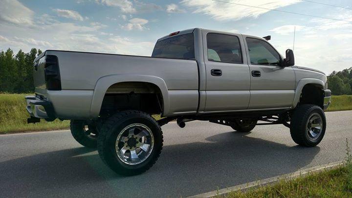 Chevrolet Silverado Lifted North Carolina Autos Post