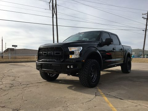 Raptor look 2016 Ford F 150 XLT Sport CUSTOM lifted for sale