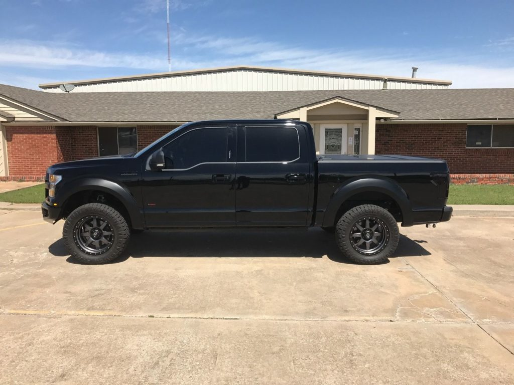 raptor look 2016 ford f 150 xlt sport custom lifted for sale. Black Bedroom Furniture Sets. Home Design Ideas