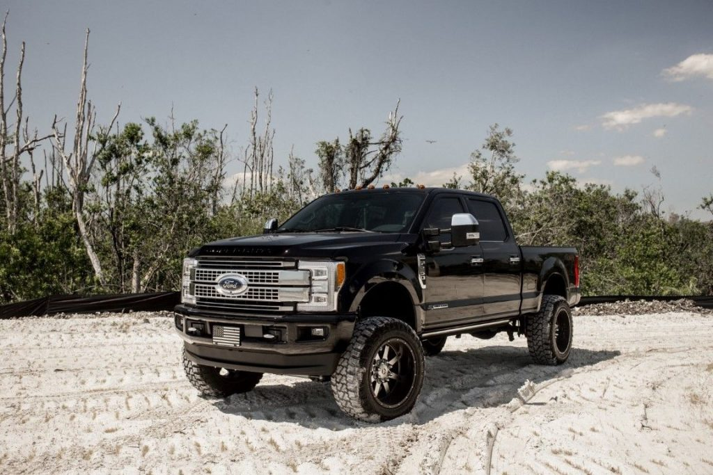2017 F250 Lifted >> Aftermarket add ons 2017 Ford F 250 PLATINUM lifted for sale