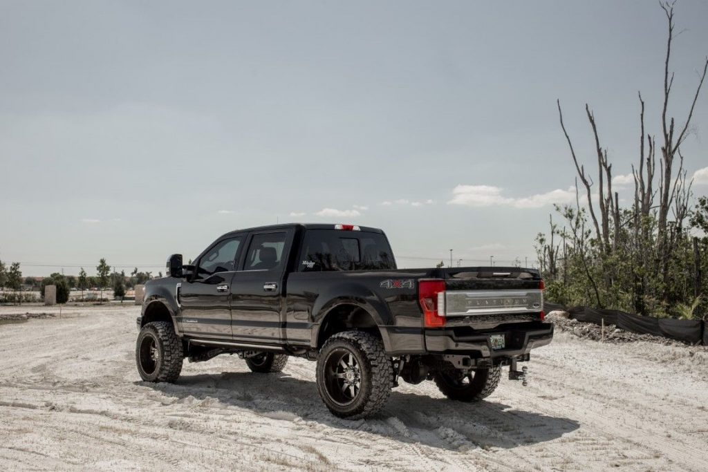 Aftermarket Add Ons 2017 Ford F 250 Platinum Lifted For