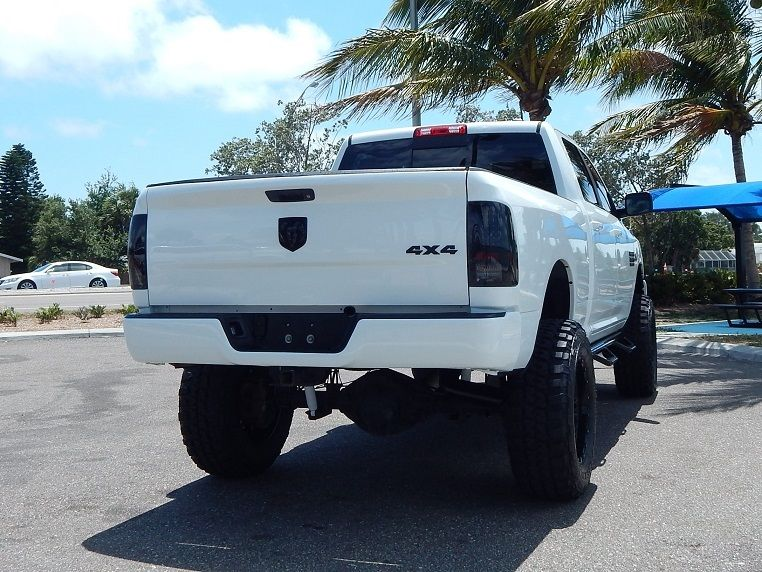 Diesel power 2012 Dodge Ram 2500 SLT lifted truck