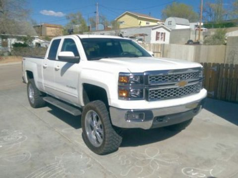Lift kit 2015 Chevrolet Silverado 1500 LT lifted pickup for sale
