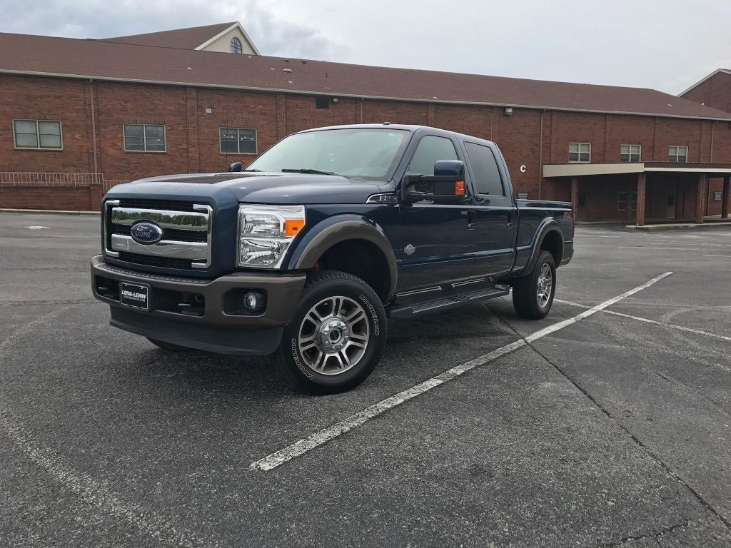 2017 Ford F 250 Platinum Lifted >> Optional equipment 2016 Ford F 250 King Ranch lifted for sale