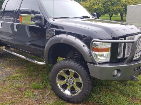 Strong runner 2008 Ford F 250 xl lifted truck for sale
