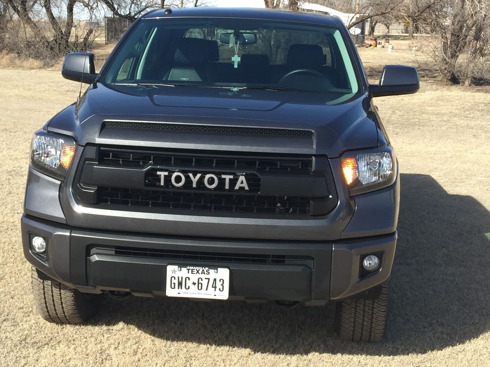 Top of the line 2016 Toyota Tundra TRD lifted for sale