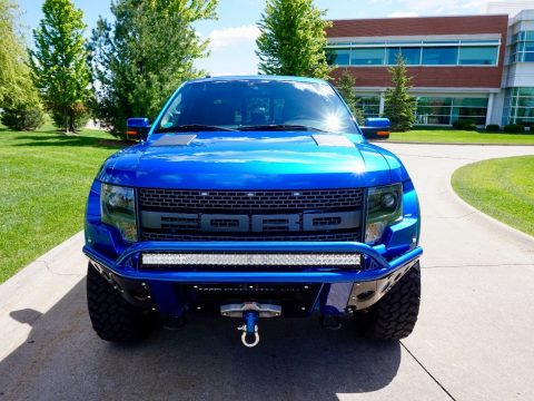 Decnt miles 2013 Ford F 150 SVT Raptor lifted for sale