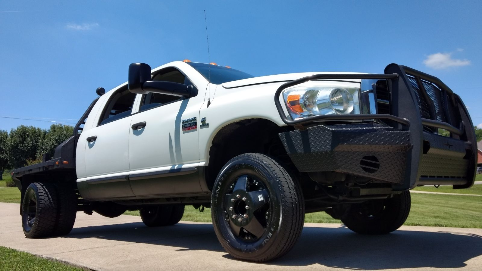 Ram 2500 For Sale >> Lift bed 2008 Dodge Ram 3500 lifted for sale