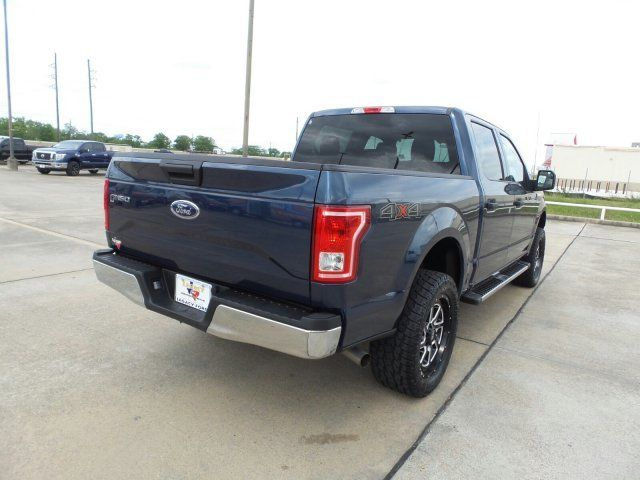 low mileage 2017 ford f 150 xlt 4 4 lifted for sale. Black Bedroom Furniture Sets. Home Design Ideas