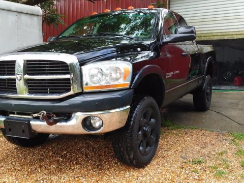 Minor wear 2006 Dodge Power Wagon lifted for sale