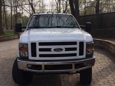 Powerstroke worker 2008 Ford F 250 XLT lifted for sale