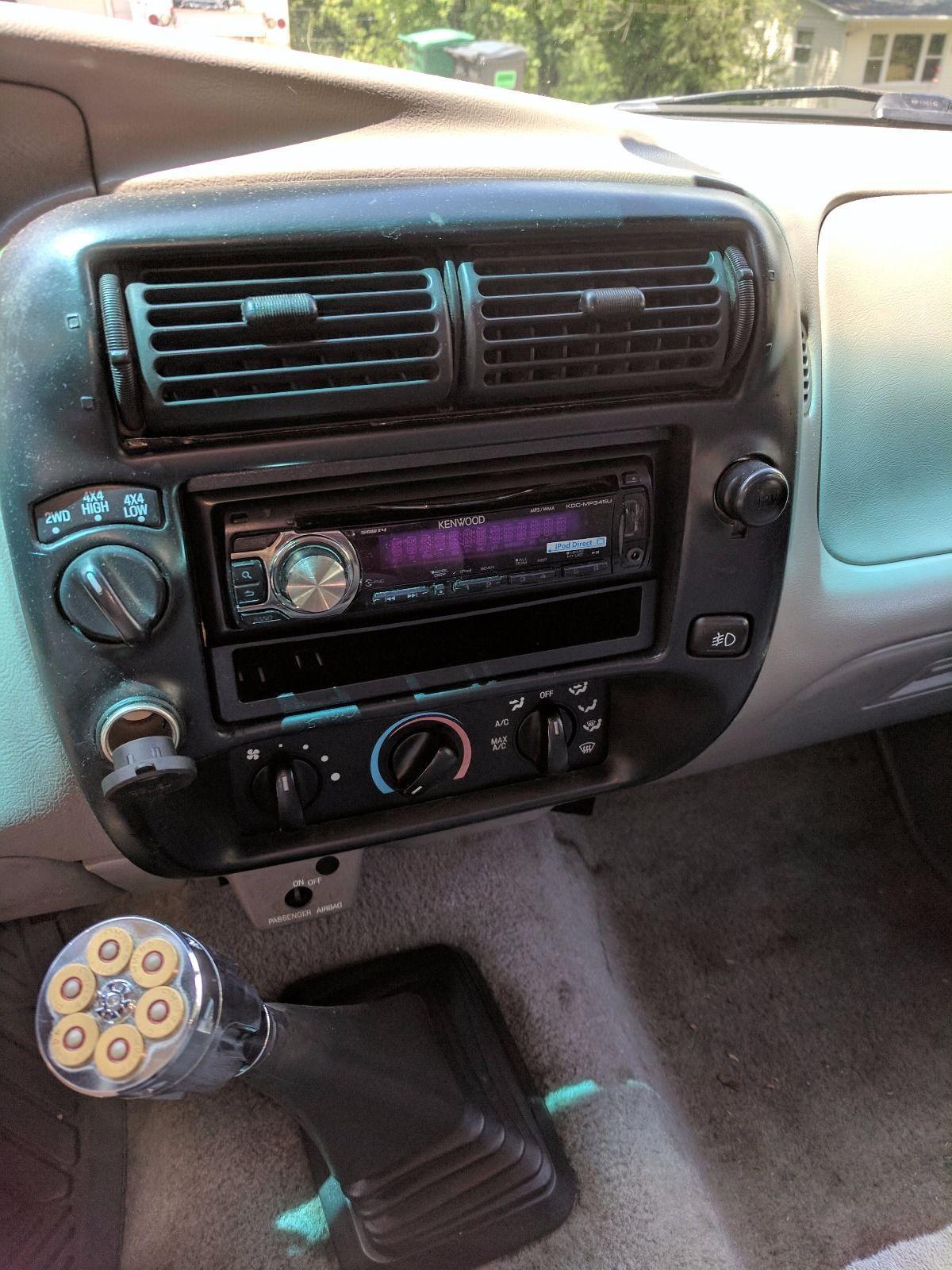 Rare shortbed 1997 Ford Ranger XLT lifted