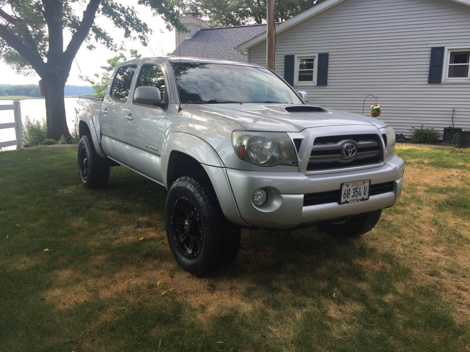Very Clean 2009 Toyota Tacoma Trd Sport For Sale