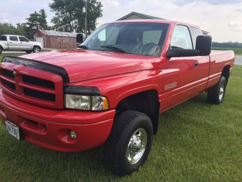 Well serviced 1999 Dodge Ram 2500 lifted for sale