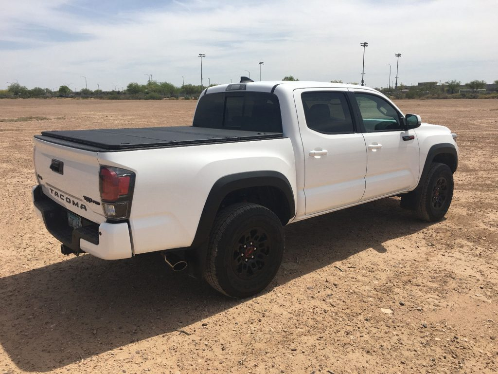 2017 Toyota Tacoma Trd Pro For Sale >> Absolutely Spotless 2017 Toyota Tacoma Trd Pro Pickup For Sale