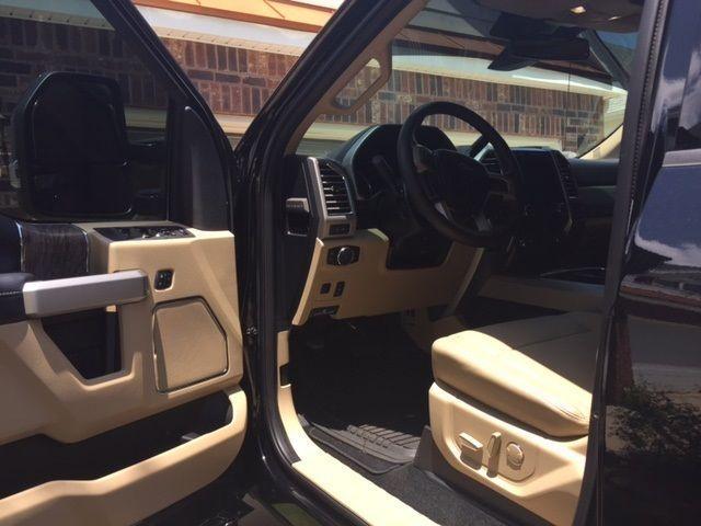 Custom equipment 2017 Ford F 250 Lariat lifted