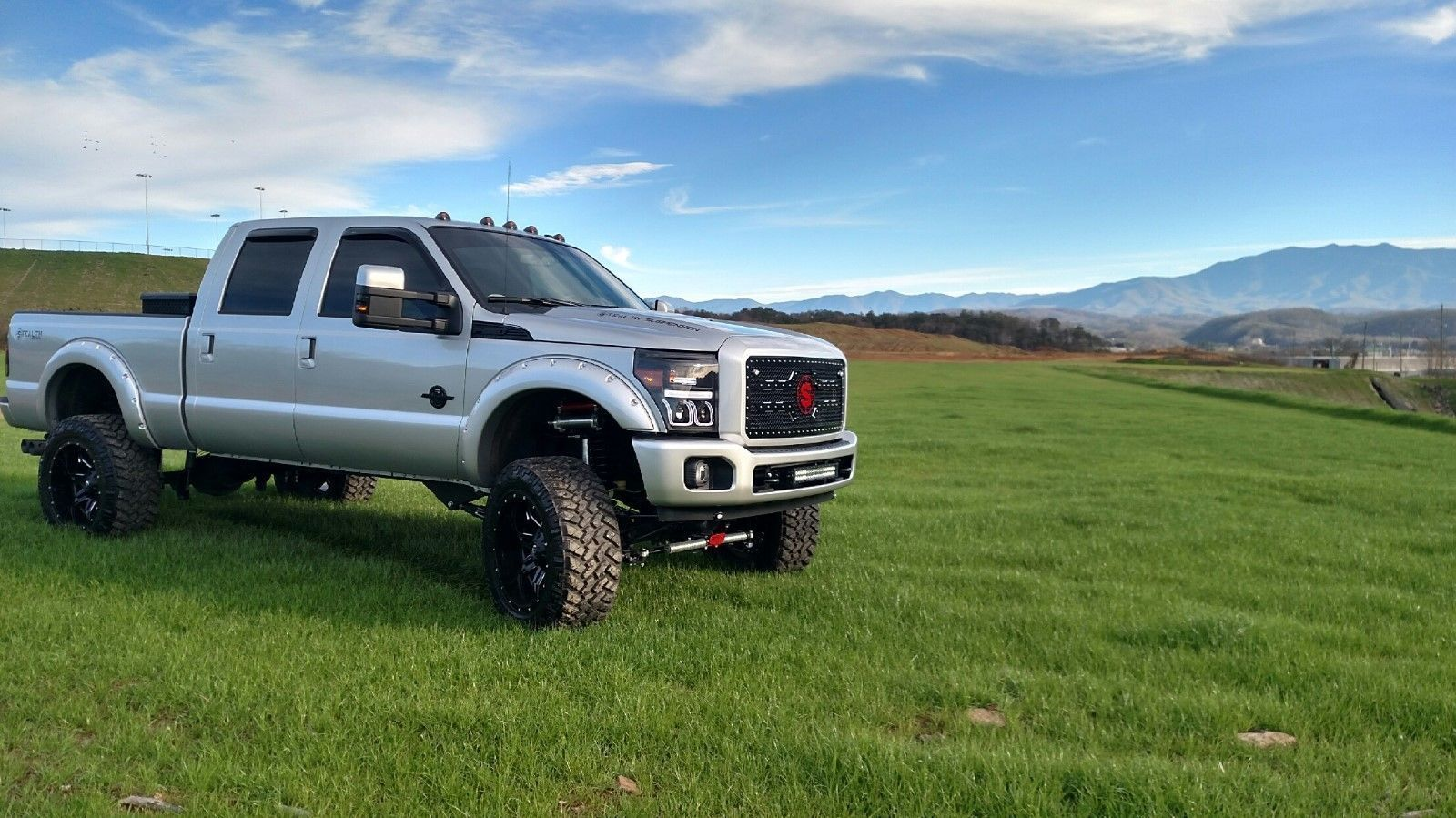 Everything custom 2016 Ford F 350 lifted