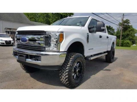 Low miles 2017 Ford F 250 Super Duty XLT lifted for sale