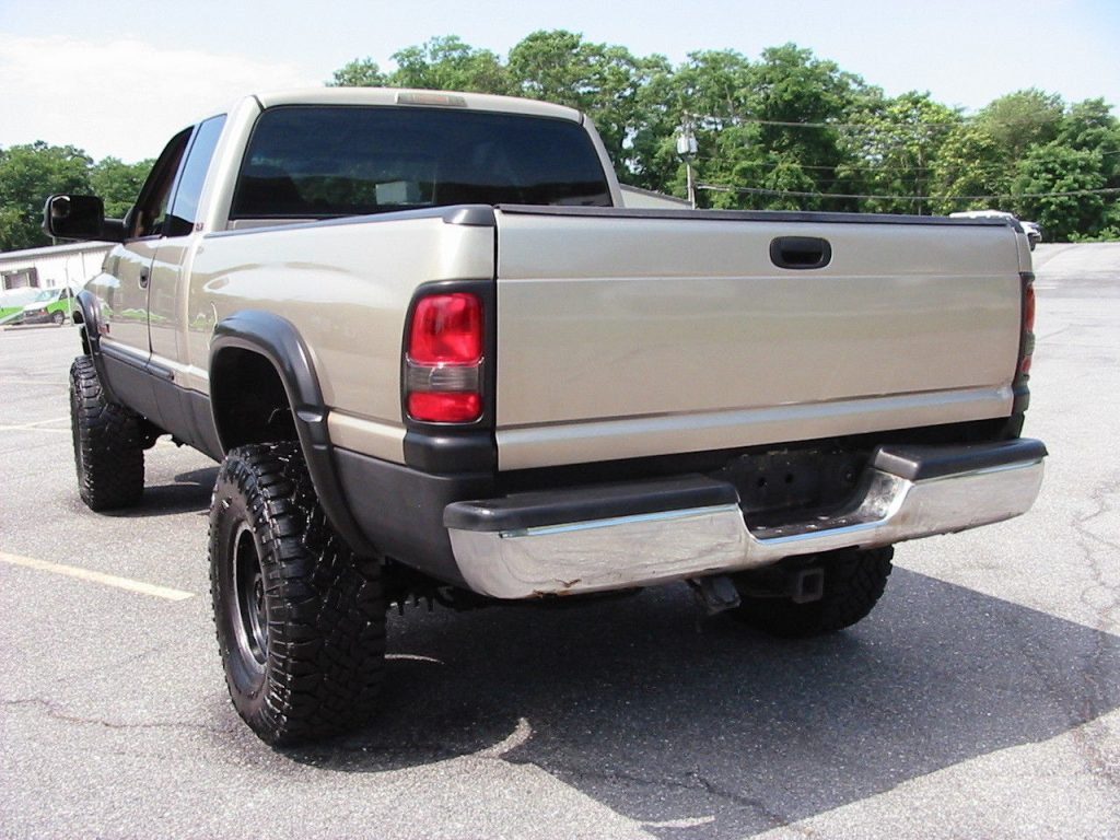 smoker 2002 dodge ram 2500 slt laramie quad shortbed lifted for sale. Cars Review. Best American Auto & Cars Review