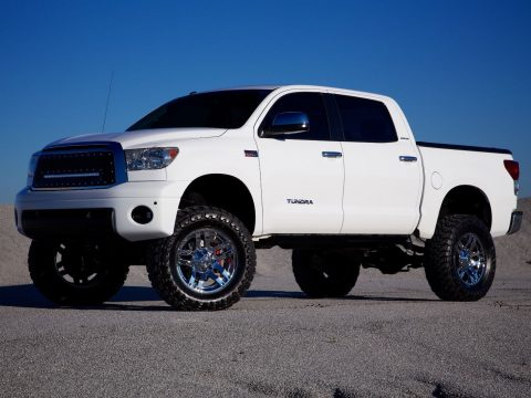 absolutely best 2010 Toyota Tundra Limited lifted for sale