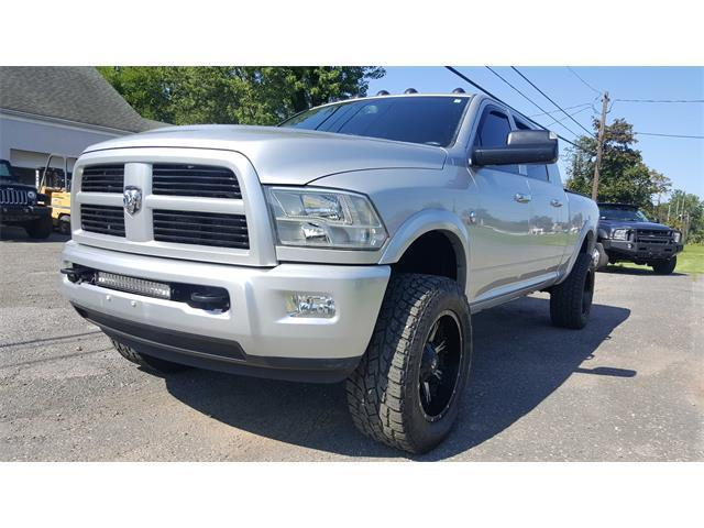 clear paint 2010 Dodge Ram 3500 SLT lifted for sale