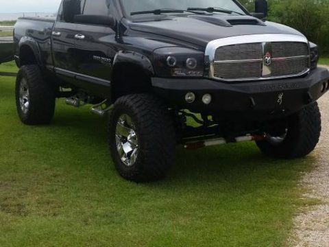 Customized 2006 Dodge Ram 2500 Big horn lifted for sale