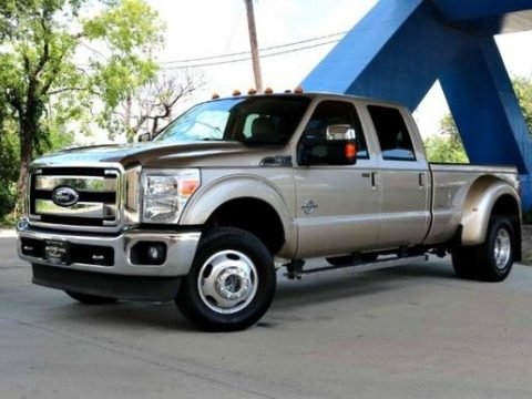 decent mileage 2011 Ford F 350 Lariat lifted for sale